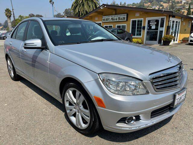 2011 Mercedes-Benz C-Class for sale at MISSION AUTOS in Hayward CA