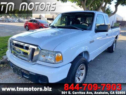 2009 Ford Ranger for sale at TM Motors in Anaheim CA