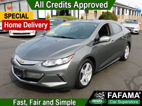 2017 Chevrolet Volt for sale at FAFAMA AUTO SALES Inc in Milford MA