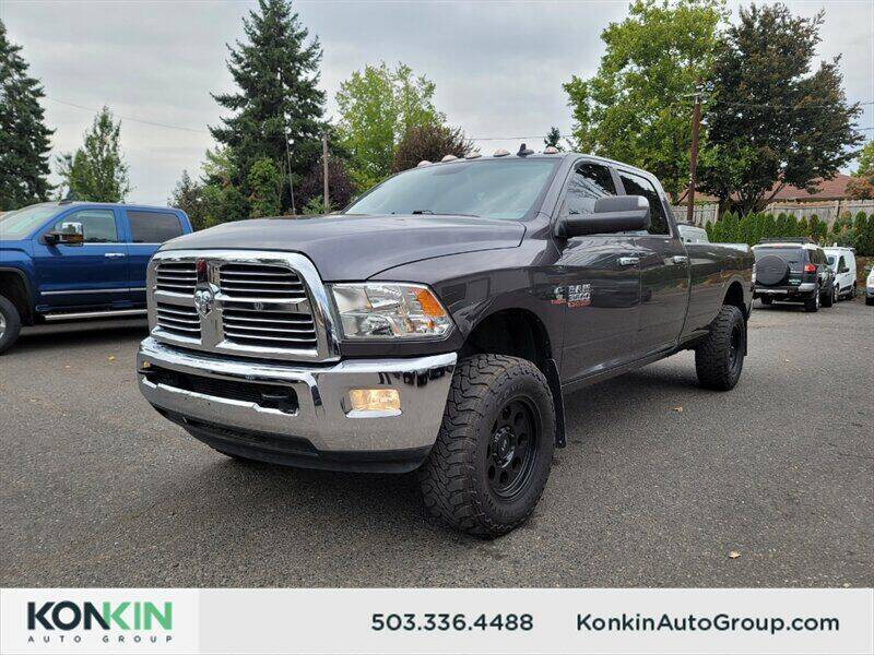 2018 RAM Ram Pickup 3500 for sale in Portland, OR