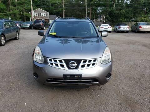 2011 Nissan Rogue for sale at 1st Priority Autos in Middleborough MA