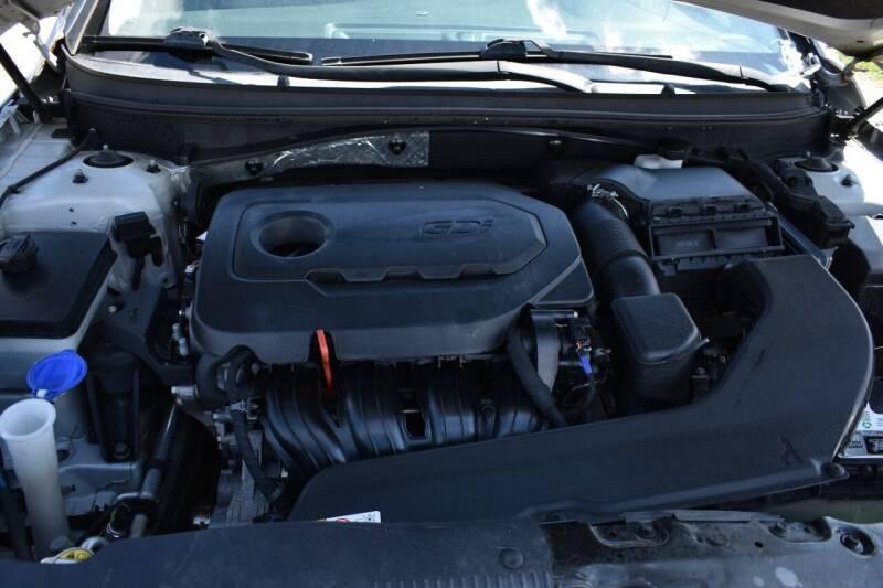 2016 Hyundai Sonata SE 4dr Sedan - Miami FL