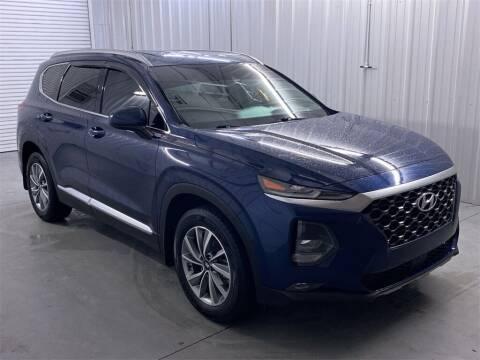 2020 Hyundai Santa Fe for sale at JOE BULLARD USED CARS in Mobile AL