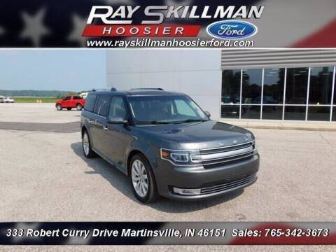 2018 Ford Flex for sale at Ray Skillman Hoosier Ford in Martinsville IN