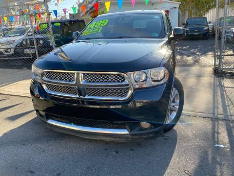 2011 Dodge Durango for sale at Best Cars R Us LLC in Irvington NJ