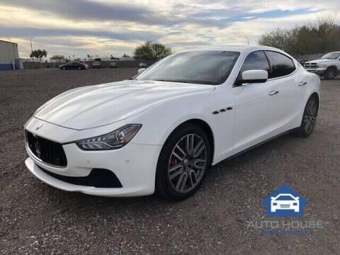 2015 Maserati Ghibli for sale at MyAutoJack.com @ Auto House in Tempe AZ