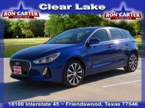 2019 Hyundai Elantra GT for sale at Ron Carter  Clear Lake Used Cars in Houston TX