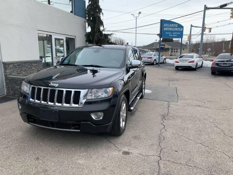 2013 Jeep Grand Cherokee for sale at Atlantic AutoCenter in Cranston RI