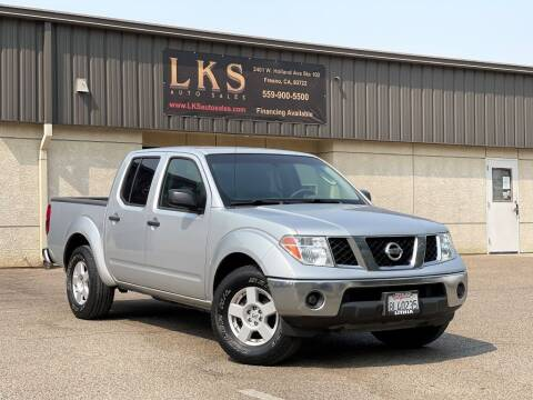 2007 Nissan Frontier for sale at LKS Auto Sales in Fresno CA