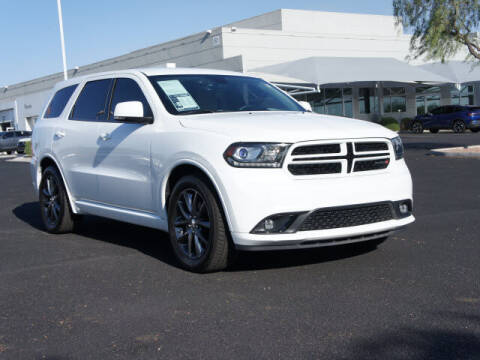 2017 Dodge Durango for sale at CarFinancer.com in Peoria AZ