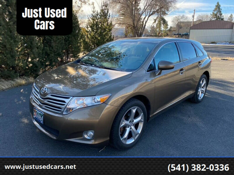 2009 Toyota Venza for sale at Just Used Cars in Bend OR