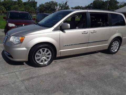 2013 Chrysler Town and Country for sale at FAMILY AUTO BROKERS in Longwood FL
