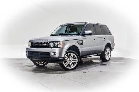 2013 Land Rover Range Rover Sport for sale at CarXoom in Marietta GA