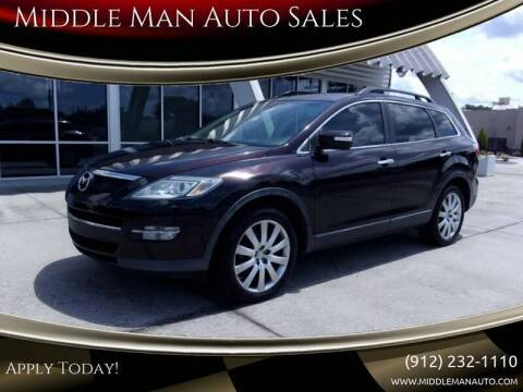 2009 Mazda CX-9 for sale at Middle Man Auto Sales in Savannah GA