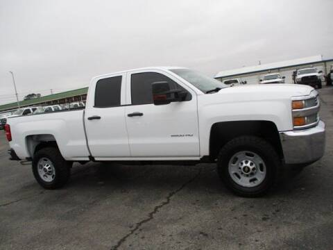 2017 Chevrolet Silverado 2500HD for sale at GOWEN WHOLESALE AUTO in Lawrenceburg TN