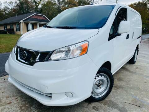 2015 Nissan NV200 for sale at Cobb Luxury Cars in Marietta GA