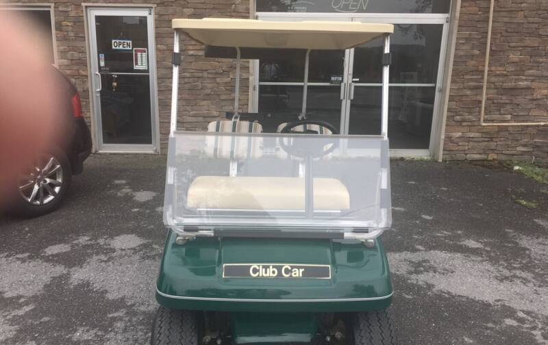 1995 Club Car Tranquilty for sale at K B Motors in Clearfield PA