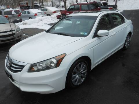 2012 Honda Accord for sale at AUTOS-R-US in Penn Hills PA