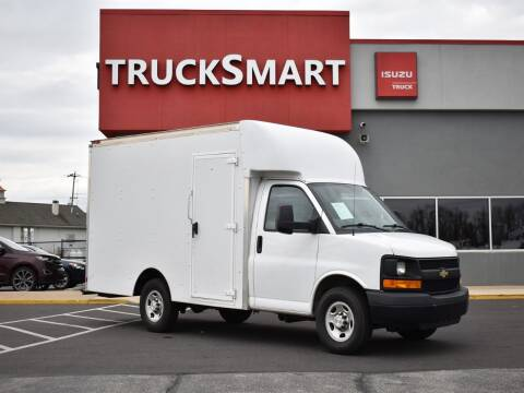 2016 Chevrolet Express Cutaway for sale at Trucksmart Isuzu in Morrisville PA