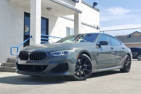 2020 BMW 8 Series for sale at Fastrack Auto Inc in Rosemead CA