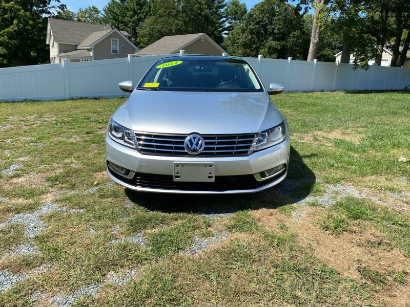 2014 Volkswagen CC for sale at Milford Automall Sales and Service in Bellingham MA