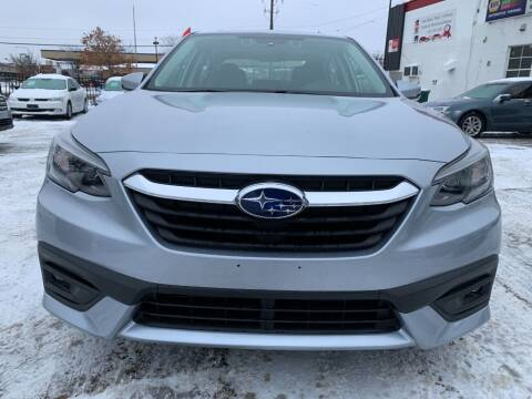 2020 Subaru Legacy for sale at Minuteman Auto Sales in Saint Paul MN