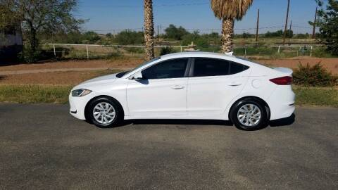 2017 Hyundai Elantra for sale at Ryan Richardson Motor Company in Alamogordo NM