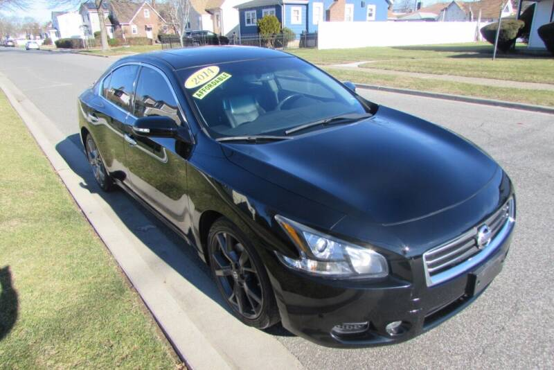 2014 Nissan Maxima for sale at First Choice Automobile in Uniondale NY