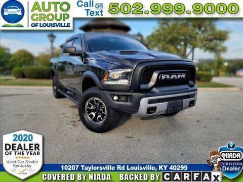 2016 RAM Ram Pickup 1500 for sale at Auto Group of Louisville in Louisville KY