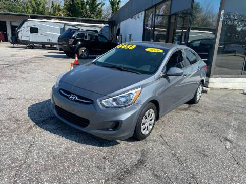 2016 Hyundai Accent for sale at Import Auto Mall in Greenville SC