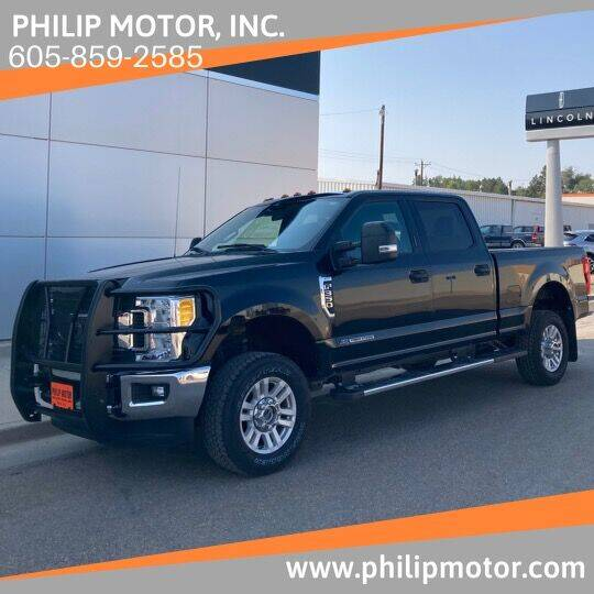 2017 Ford F-350 Super Duty for sale at Philip Motor Inc in Philip SD