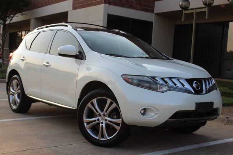 2010 Nissan Murano for sale at DFW Universal Auto in Dallas TX