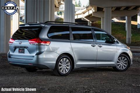 2011 Toyota Sienna for sale at Friesen Motorsports in Tacoma WA