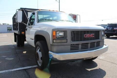 2000 GMC Sierra 3500 for sale at B & B Car Co Inc. in Clinton Township MI