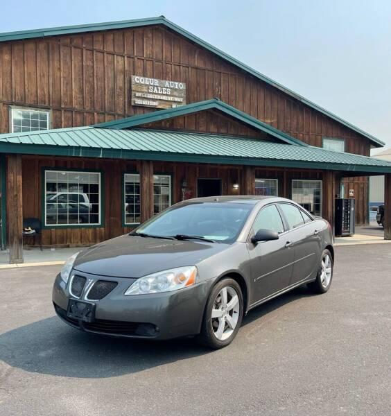 2006 Pontiac G6 for sale at Coeur Auto Sales in Hayden ID