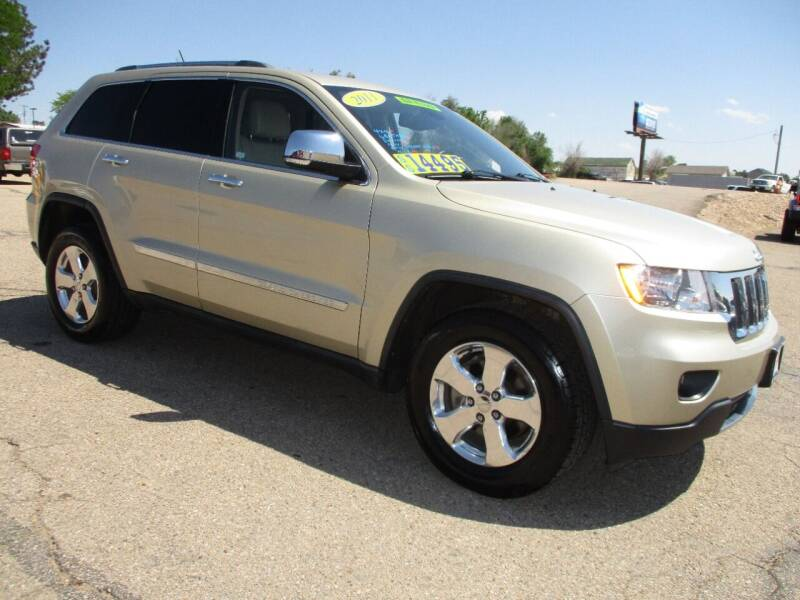 2011 Jeep Grand Cherokee for sale at Advantage Auto Brokers Inc in Greeley CO