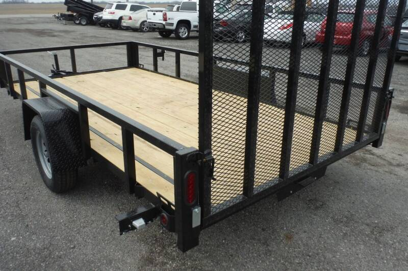 2022 Quality Steel LANDSCAPE  14 FT for sale at Bryan Auto Depot in Bryan OH