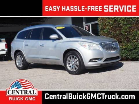 2016 Buick Enclave for sale at Central Buick GMC in Winter Haven FL
