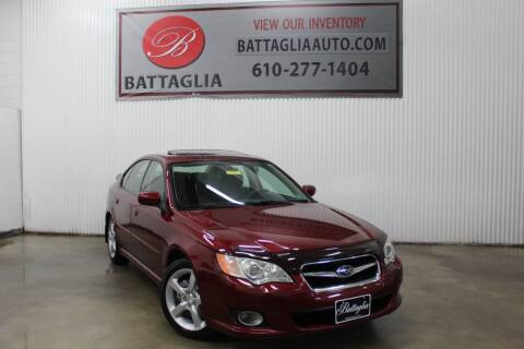 2009 Subaru Legacy for sale at Battaglia Auto Sales in Plymouth Meeting PA