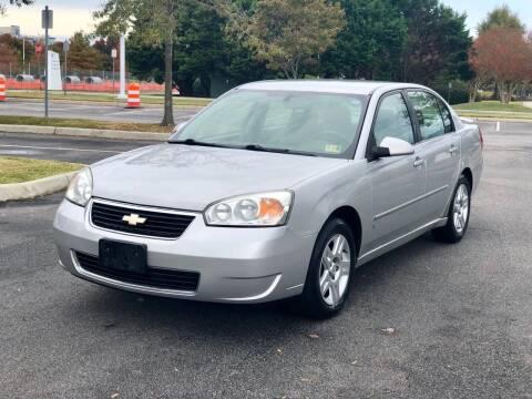 2007 Chevrolet Malibu for sale at Supreme Auto Sales in Chesapeake VA