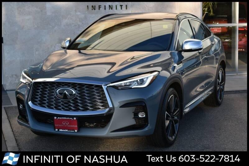 2022 Infiniti QX55 for sale in Nashua, NH
