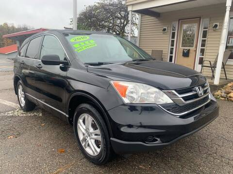 2010 Honda CR-V for sale at G & G Auto Sales in Steubenville OH