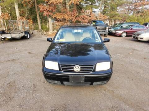 2003 Volkswagen Jetta for sale at 1st Priority Autos in Middleborough MA