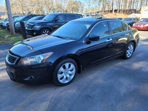 2008 Honda Accord for sale at GA Auto IMPORTS  LLC in Buford GA