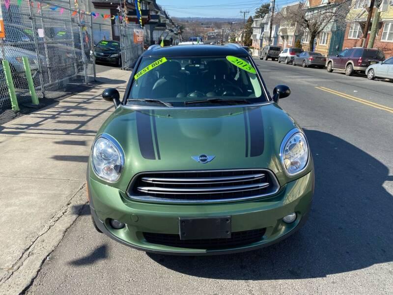 2015 MINI Countryman for sale at Best Cars R Us LLC in Irvington NJ