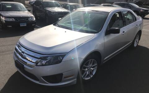2011 Ford Fusion for sale at European Motors in West Hartford CT