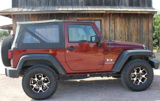 2008 Jeep Wrangler for sale at Superstition Auto in Mesa AZ