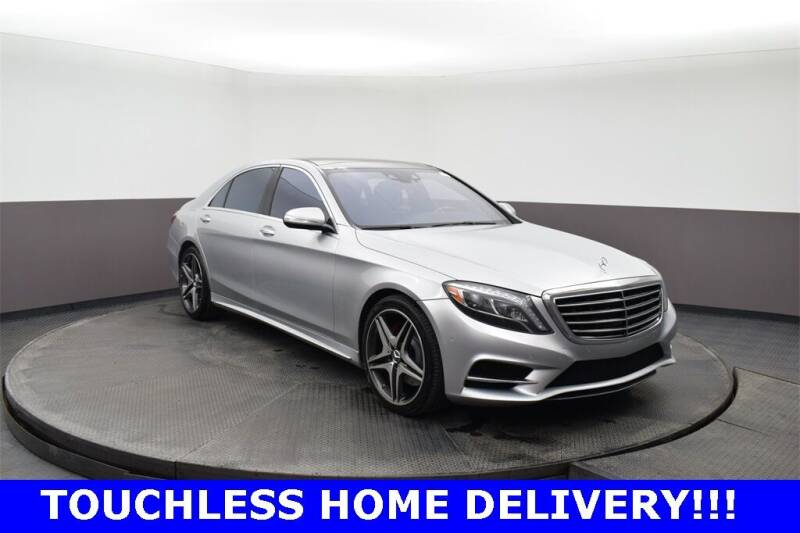2015 Mercedes-Benz S-Class for sale at M & I Imports in Highland Park IL