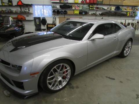 2011 Chevrolet Camaro for sale at Toybox Rides in Black River Falls WI