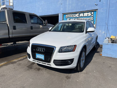 2010 Audi Q5 for sale at Ideal Cars in Hamilton OH